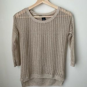 DKNY knitted sweater size P
